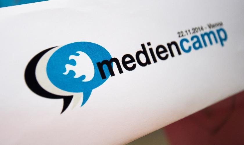 Mediencamp Vienna 2014