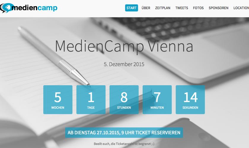 Mediencamp Vienna